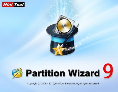 MiniTool Partition Wizard Server/Professional Edition 9.0.0