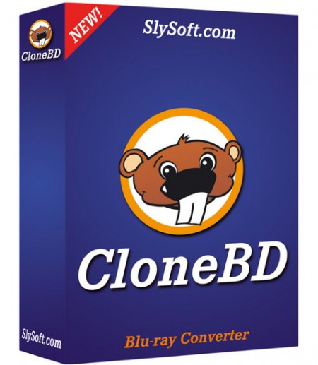 Slysoft CloneBD 1.0.4.8 Multilingual