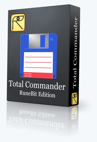 Total Commander 8.51a RuneBit Edition 1.5