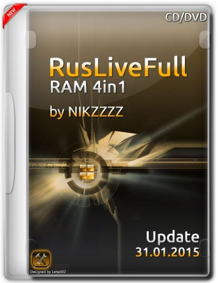 RusLiveFull RAM 4in1 by NIKZZZZ (31.01.2015)