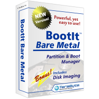 BootIt Bare Metal 1.31 Retail