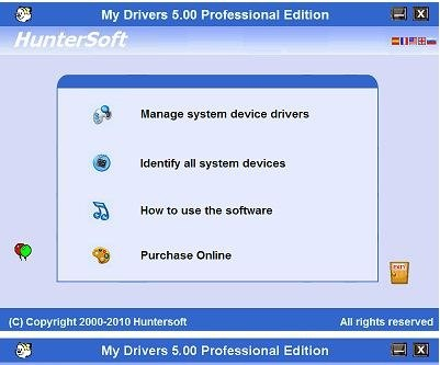 My Drivers Professional 5.1 Build 3808 Multilingual
