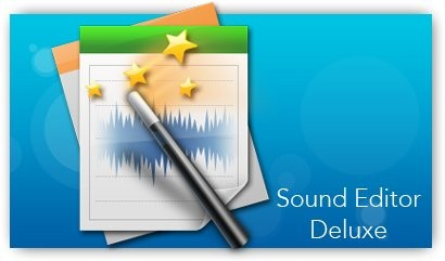 Sound Editor Deluxe 9.8.2