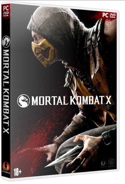 Mortal Kombat X [Update 12] (2015) PC | RePack от xatab