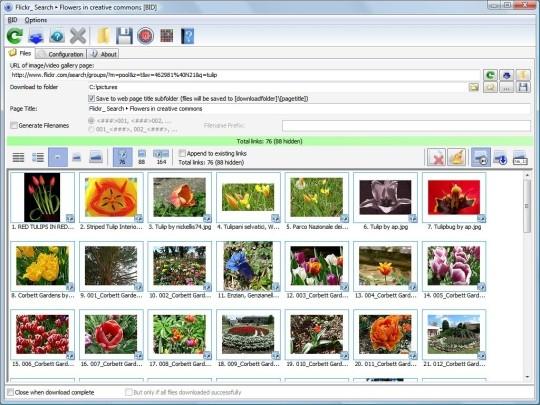 Bulk Image Downloader 4.89.0.0
