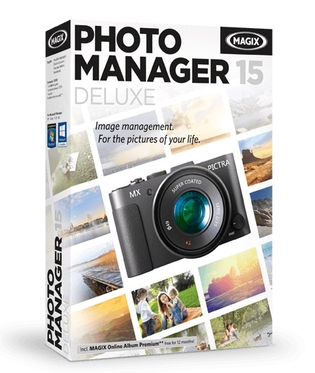 MAGIX Photo Manager 15 11.0.2.36