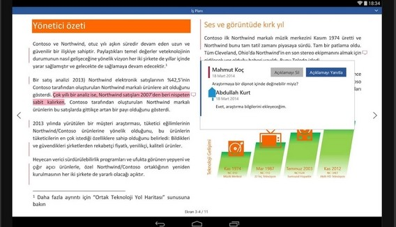 Microsoft Office для Android 16.0.6027.1011