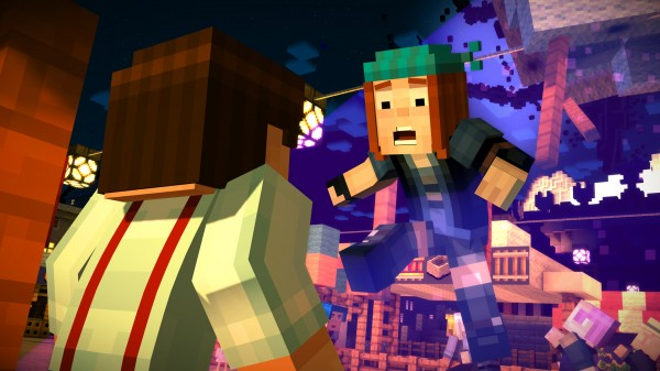 Minecraft: Story - Mode Episode 1 (2015)