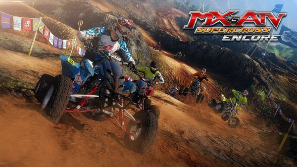 MX vs. ATV Supercross Encore (2015)