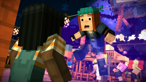 Minecraft: Story Mode Episode 2 - Assembly Required (2015)