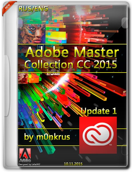 Adobe Master Collection CC 2015 Update1 by m0nkrus