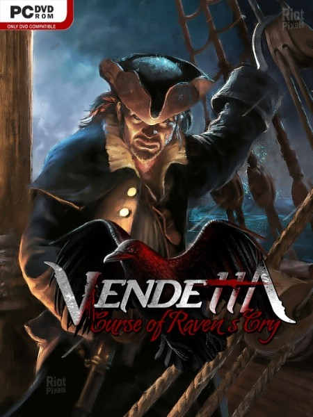 Vendetta - Curse of Raven's Cry (2015)