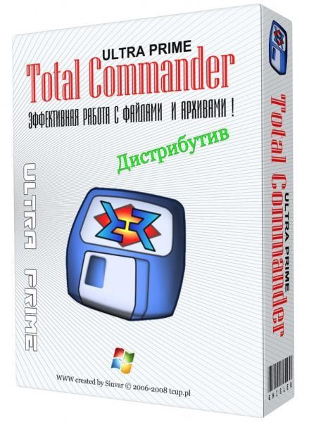 Total Commander Ultima Prime 6.9