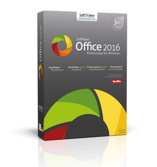 SoftMaker Office Professional 2016 rev 752.0224