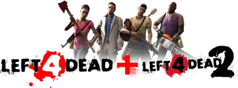 Дилогия Left 4 Dead RePack by oZEROth2008