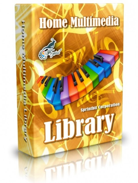 Home Multimedia Library 2.1.0