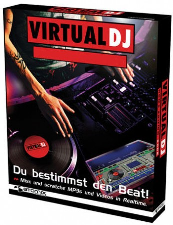 Virtual DJ 7.4 Home