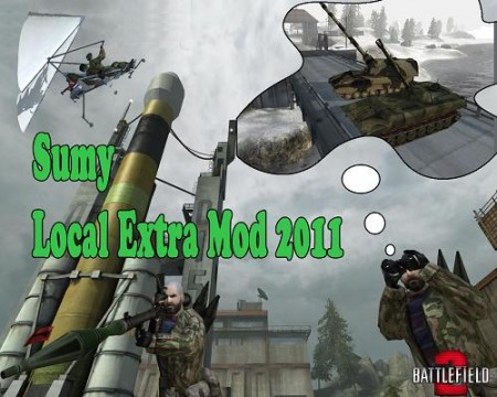 Battlefield 2: Sumy Local Extra Mod