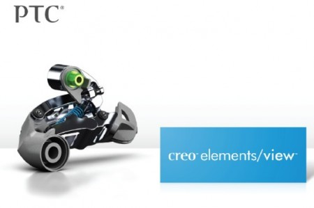 PTC Creo Elements View 10 F000 build 93 Pro