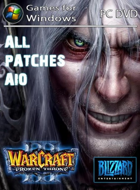 Все патчи для Warcraft 3: The Frozen Throne