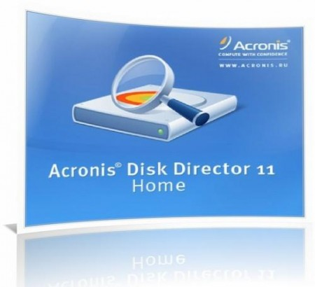 Acronis Disk Director 11.0.2121 Home Portable