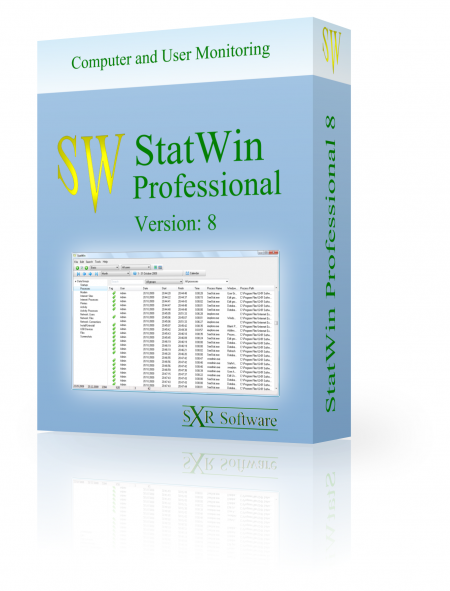 StatWin Professional 8.4
