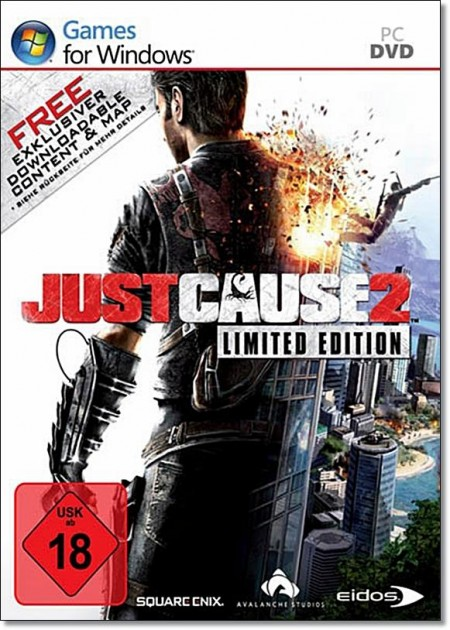 Just Cause 2. Limited Edition + DLC