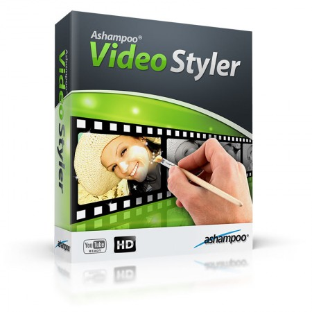 Ashampoo Video Styler 1.0.1