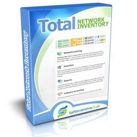 Total Network Inventory 3.1.2 Build 1740 Professional