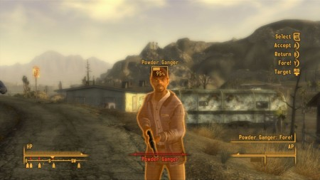 Fallout: New Vegas Old World Blues