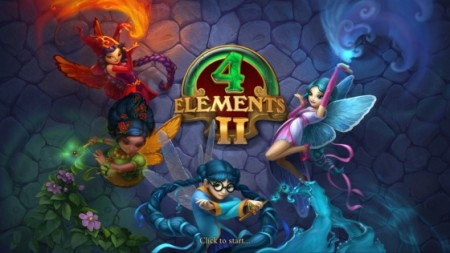4 Elements II - Collector's Edition