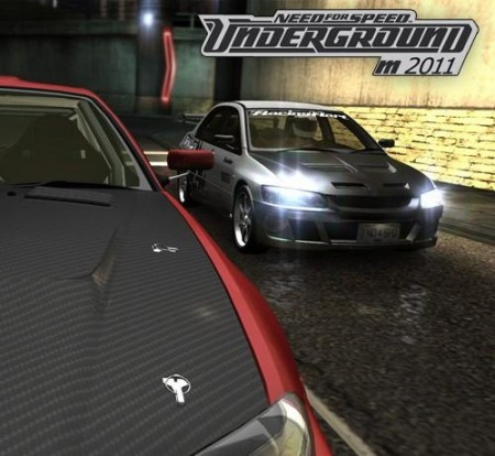 Need For Speed Underground mod by m2011