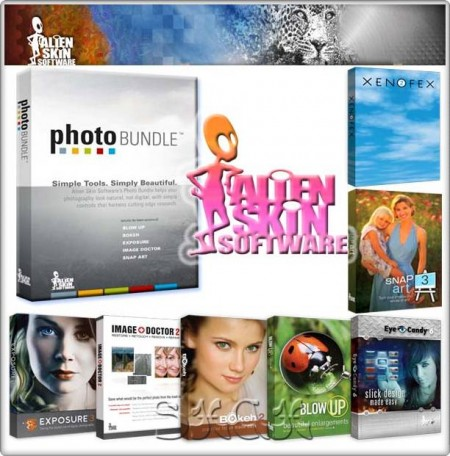 Alien Skin Photo Bundle
