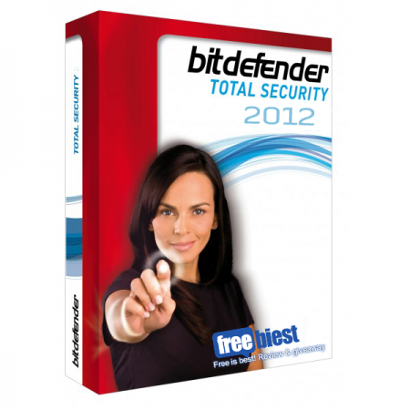 BitDefender Total Security 2012 Build 15.0.31.1282 Final