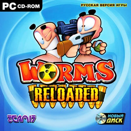 Worms 2: Armageddon / Worms: Reloaded (Rus)